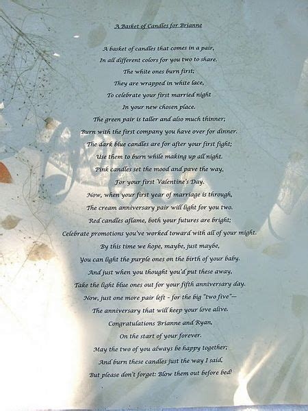 Bridal Shower Poems by 25 Best Bridal Shower Poems Ideas On Wine