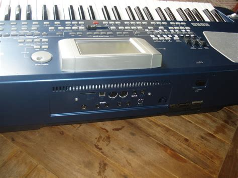 Adaptor Keyboard Korg Pa500 korg pa500 image 633062 audiofanzine