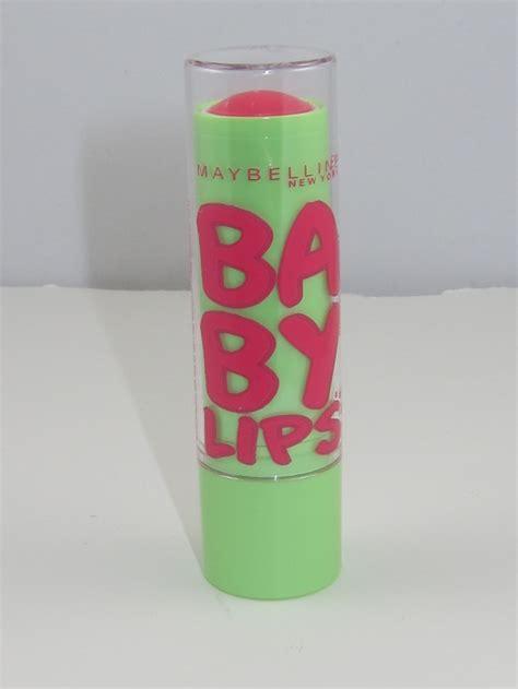 Maybelline Newyork Baby Glow Balm maybelline melon mania baby moisturizing lip balm