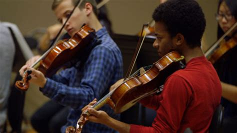 danny elfman concerto for violin and orchestra stanford students become part of a living score stanford