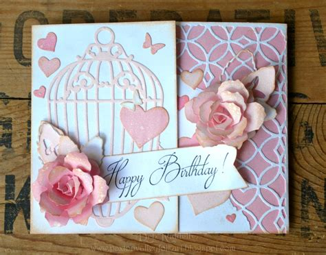How To Make A Birthday Card Out Of Paper - birthday card create easy make birthday card make cards