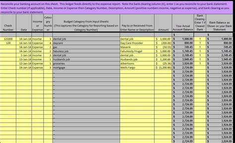budget ledger template 28 budget ledger template budget ledger template