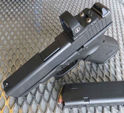 High Point Pro 34 glock g17 and g19 gen4 mos are changers