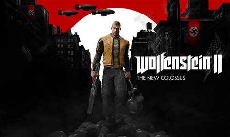 wolfenstein ii the new wolfenstein ii the new colossus it next digital