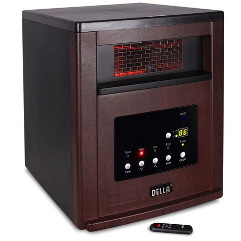 Best Living Room Heaters Infrared Quartz Portable Electric Space Heater With Remote