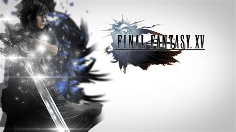 wallpaper animasi final fantasy final fantasy xv wallpapers wallpaper cave