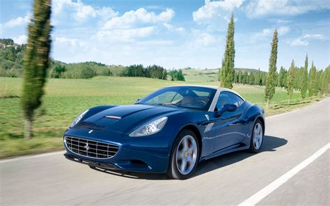 maserati california 2013 ferrari california blue top up photo 2