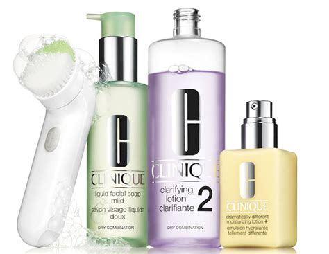 Cleanser Clinique clinique sonic system purifying cleansing brush mixed gems
