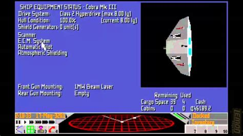 Elite 2 Detox Reviews by Frontier Elite Ii Amiga A Playguide And Review By