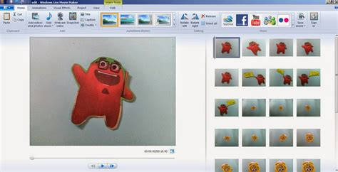 tutorial membuat video stop motion dengan movie maker hello cara membuat stop motion dengan movie maker