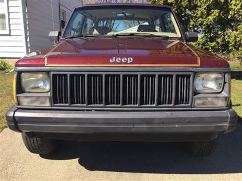 Jeep 2 Door 1992 Jeep 4x4 2 Door For Sale Jeep