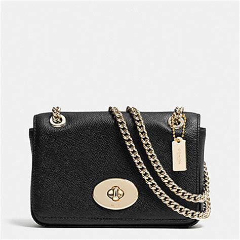 Coach Kelsey Small Patchwork 5 coach f52413 mini chain crossbody in leather light