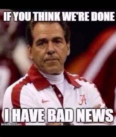 Alabama Memes - 7753 best roll tide images on pinterest roll tide