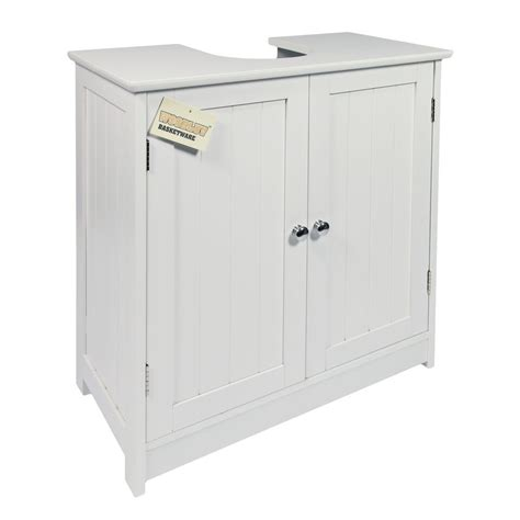 sink storage cabinet woodluv sink bathroom storage cabinet cupboard