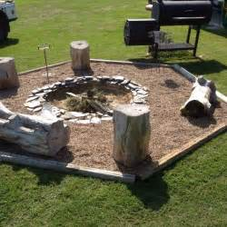 the backyard pit outdoor ideas