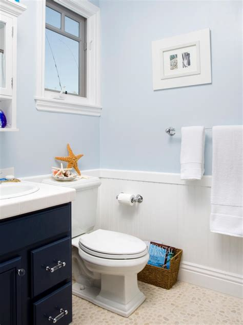 Beach Nautical Themed Bathrooms Hgtv Pictures Ideas Coastal Bathrooms Ideas