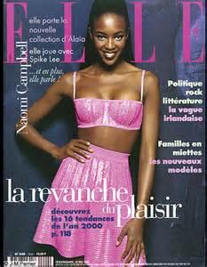 couverture magazine 1996 avec cbell les