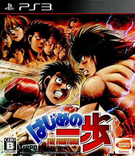 Figth Ippo Volume 11 review hajime no ippo the fighting ps3