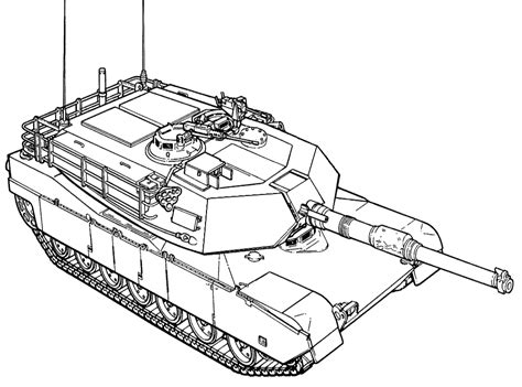 Army Tanks Coloring Pages Coloring Home Army Tank Coloring Pages