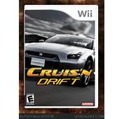 Cruisn Drift Wii Box Art Cover By Ranmakuu