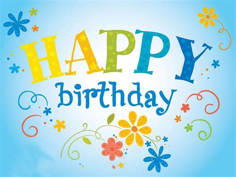 Happy Birthday Quote Images Happy Birthday Wishes Design Poster Happy Birthday