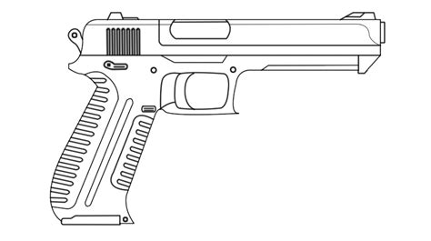 how to draw doodle guns gun drawing by scope on deviantart