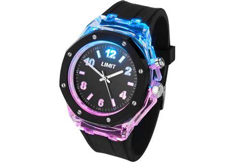 limit launches strobe light disco watchpro