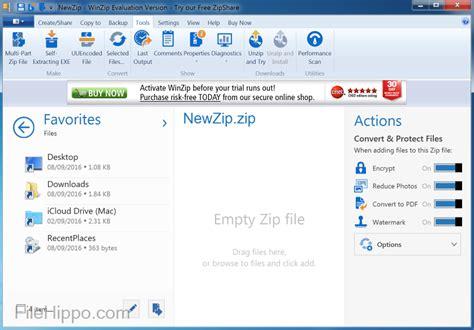 download winzip free open zip files with winzip 1 scarica winzip 22 0 12663 filehippo com