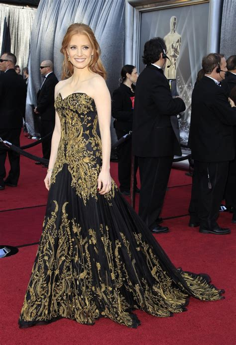 Dresses Ruled At The Oscars Get The Look For Less oscar dresses 2012 who ruled the carpet confessions