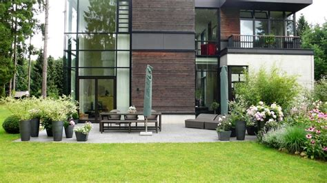 moderne terrasse roomido - Moderne Terrassen