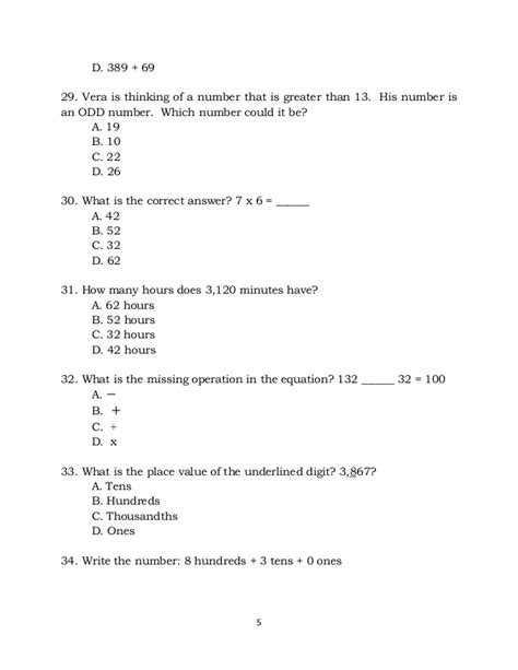 national 5 mathematics practice 0007504713 grade 3 mathematics practice test download pdf