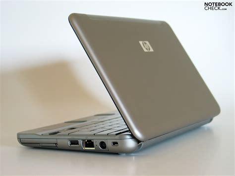Memory Netbook Hp Mini review hp mini 2140 netbook notebookcheck net reviews