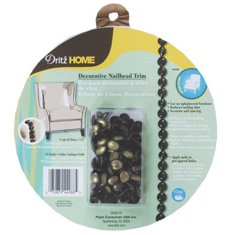 dritz home decorative nailhead trim diy home decorating