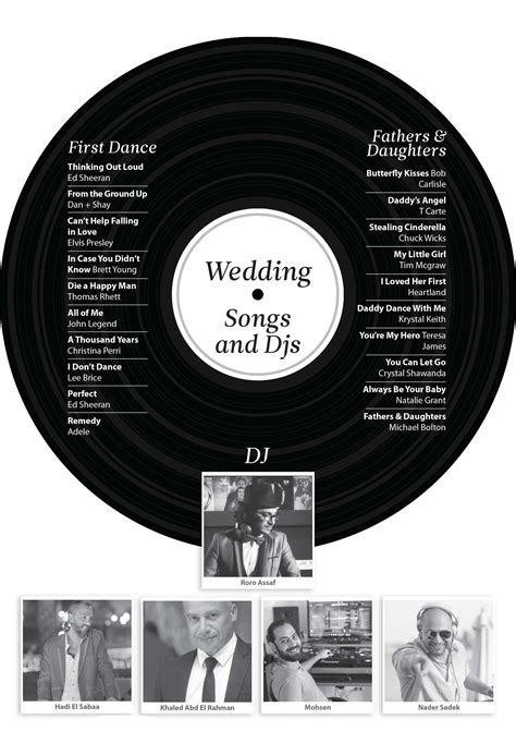 Wedding Songs and Djs