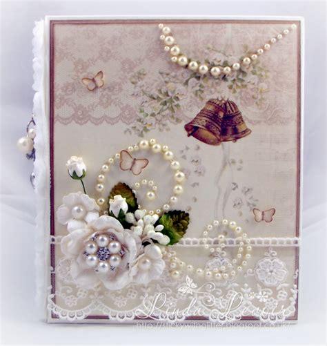Wedding Mini Album by Swg Design By Levoir Vintage Wedding Mini Album