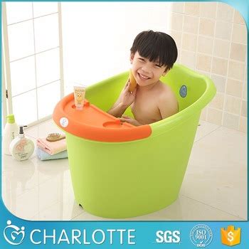 bathtubs for kids big plastic pp white kids bath bucket baby bathtub cartoon