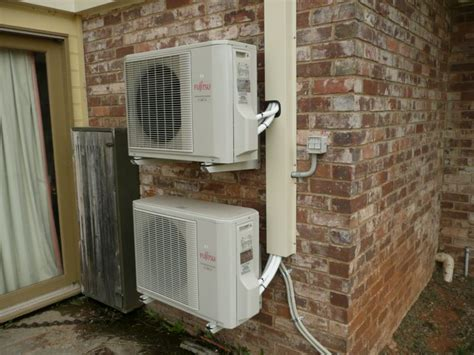 all terrain electrical services split system air