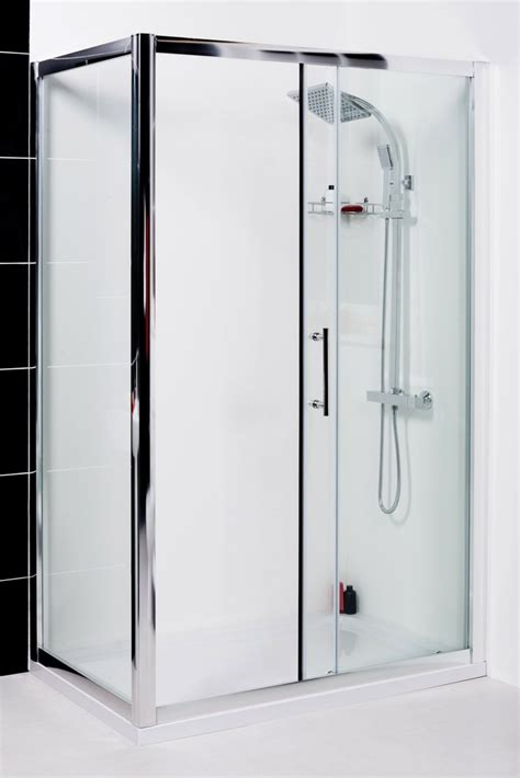 Walk In Sliding Door Glass Shower Enclosure Cubicle Side Shower Cubicle Door