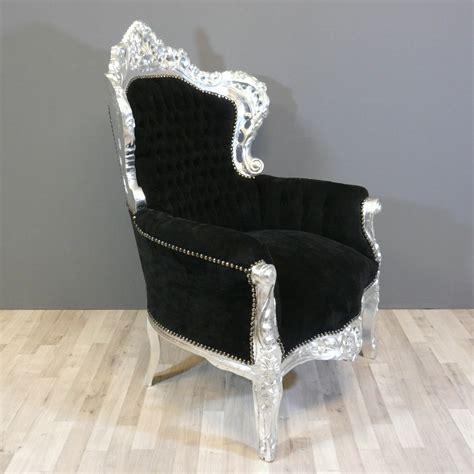 poltrone barocche poltrona barocco sedie nero