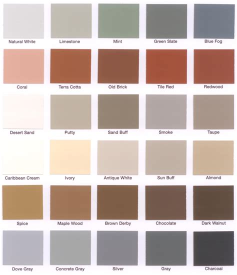 deckover colors floor paint color chart html autos post