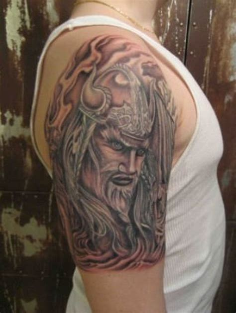 viking warrior tattoo designs 55 stylish viking shoulder tattoos