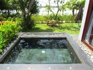 Outdoor Decor Water Fountains 34 Coolest Plunge Pool Ideas For Your Backyard Gardenoholic