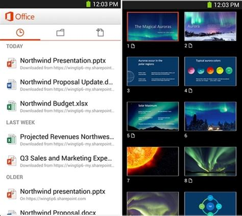powerpoint for android best free apps for presentations on android