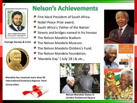 nelson mandela biography and achievements turning a new leaf in nelson mandela life