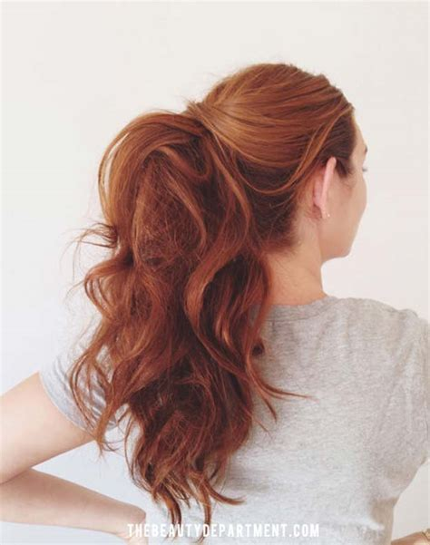 diy cool hairstyles 41 diy cool easy hairstyles that real people can actually