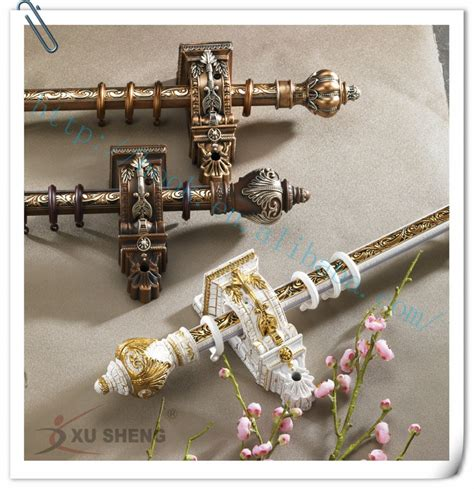 wholesale curtain rods and accessories factory outlets wholesale plastic curtain finial aluminum