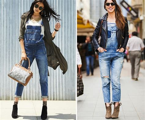 fashion how to wear overalls overalls created by doris knezevic how to wear denim overalls for autumn fall 2014 the