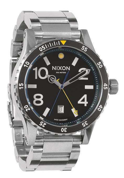 Nixon A277000 Diplomat Ss Black nixon the diplomat ss black a277000 nur 299 00