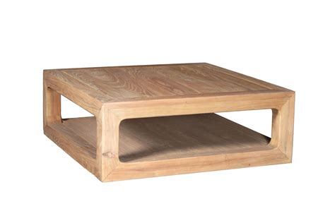 Wooden Coffee Tables Reclaimed Wooden Coffee Table Wowpieces