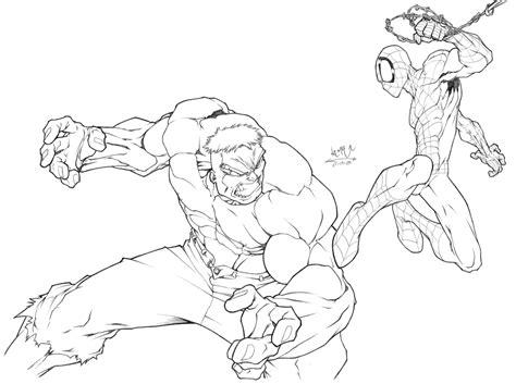 spider hulk coloring pages hulk vs spider man coloring pages coloring pages
